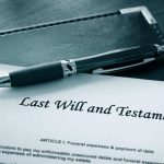 Things that a valid will can control