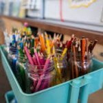 Tips for organizing your arts and crafts supplies